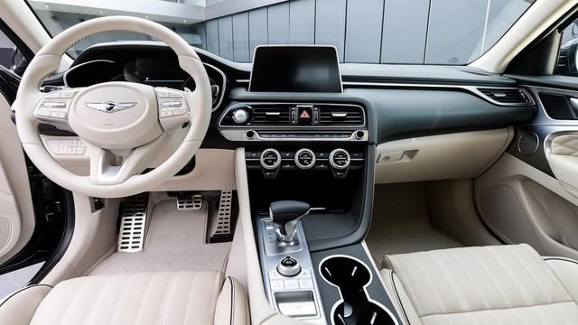 Sedan thể thao Genesis G70 chính thức trình làng, cạnh tranh BMW 3-Series và Mercedes-Benz C-Class - Ảnh 15.