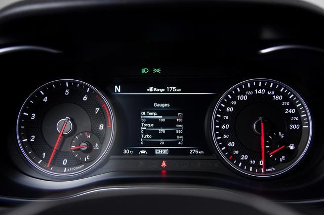 Sedan thể thao Genesis G70 chính thức trình làng, cạnh tranh BMW 3-Series và Mercedes-Benz C-Class - Ảnh 16.