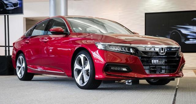 Honda Accord 2018 lên dây chuyền sản xuất, sẵn sàng đối đầu khắc tinh Toyota Camry - Ảnh 3.