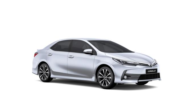 Toyota Corolla Altis 2017 chính thức được bày bán tại Việt Nam, giá từ 702 triệu Đồng - Ảnh 1.