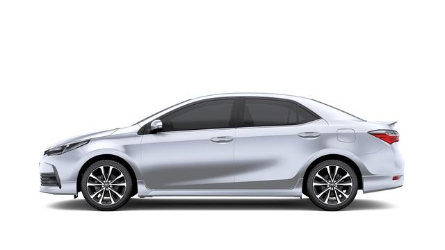 Toyota Corolla Altis 2017 chính thức được bày bán tại Việt Nam, giá từ 702 triệu Đồng - Ảnh 2.