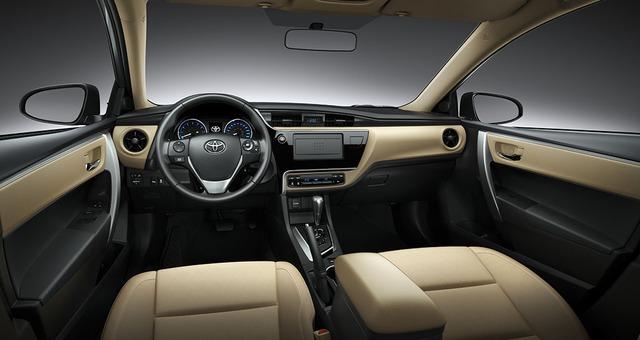 Toyota Corolla Altis 2017 chính thức được bày bán tại Việt Nam, giá từ 702 triệu Đồng - Ảnh 3.