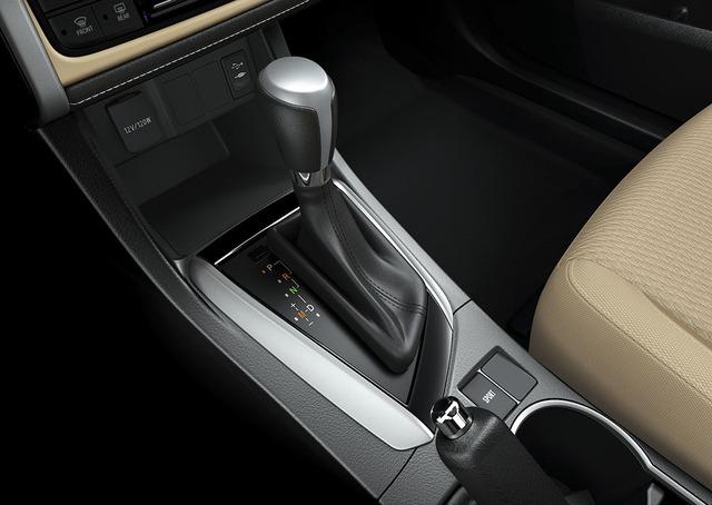 Toyota Corolla Altis 2017 chính thức được bày bán tại Việt Nam, giá từ 702 triệu Đồng - Ảnh 4.