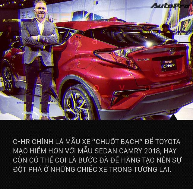 Toyota: Thời đại thiết kế tẻ nhạt đã kết thúc! - Ảnh 5.