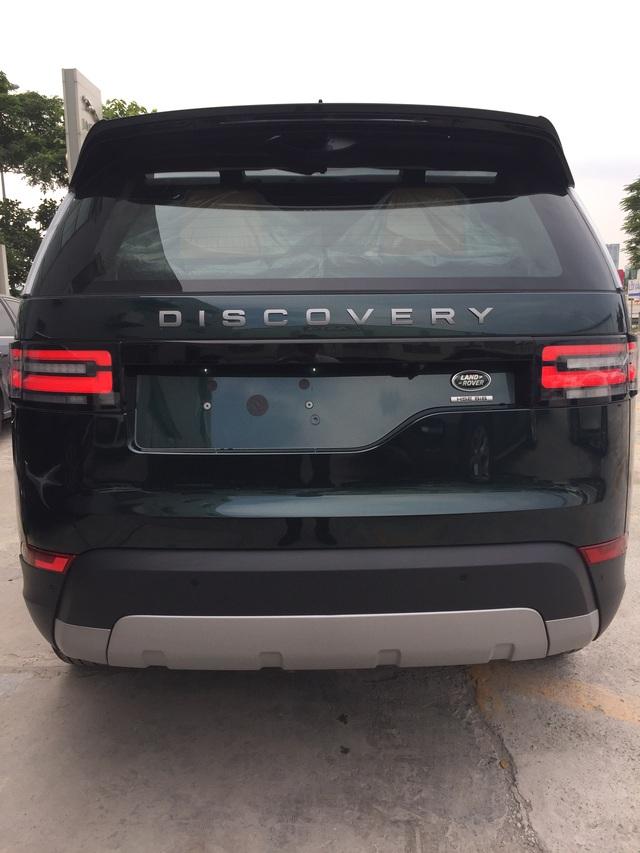 Lộ ảnh SUV hạng sang Land Rover Discovery thế hệ thứ 5 cập bến Việt Nam - Ảnh 2.
