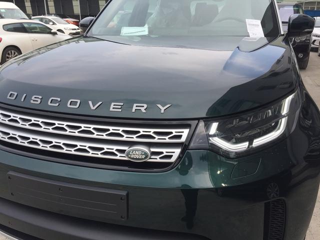 Lộ ảnh SUV hạng sang Land Rover Discovery thế hệ thứ 5 cập bến Việt Nam - Ảnh 3.