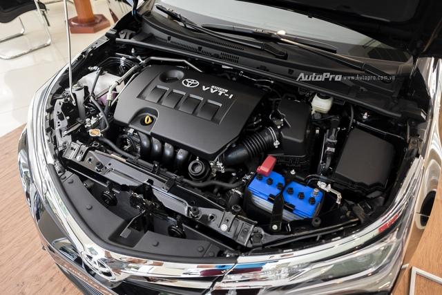 Đắt hơn 166 triệu Đồng so với Mazda3, Toyota Corolla Altis 2.0V Sport có gì để cạnh tranh? - Ảnh 15.
