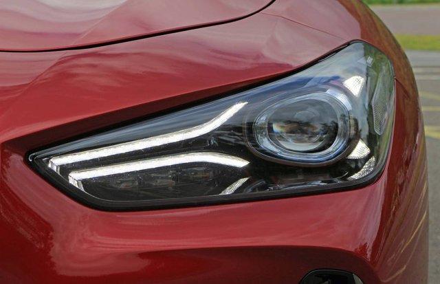 Đây là diện mạo bằng xương, bằng thịt của sedan thể thao Genesis G70 mới ra mắt - Ảnh 6.