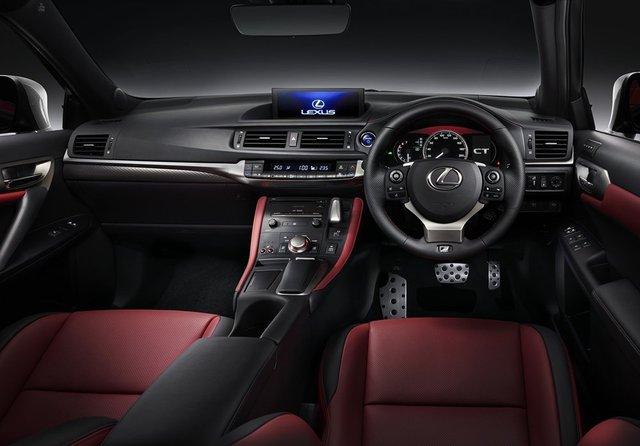 Xe sang Lexus CT200h 2017 ra mắt Đông Nam Á với giá 1,37 tỷ Đồng - Ảnh 3.