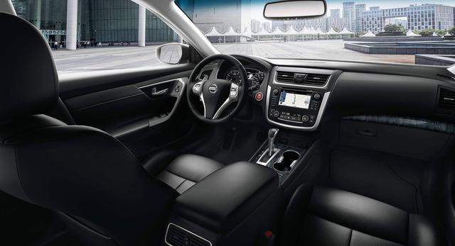 Nissan Teana phiên bản Mỹ được trang bị tốt hơn để cạnh tranh Toyota Camry và Honda Accord - Ảnh 3.