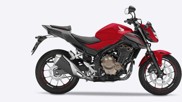 Loncin trình làng naked bike 500 phân khối mới với thiết kế giống Honda CB500F - Ảnh 4.