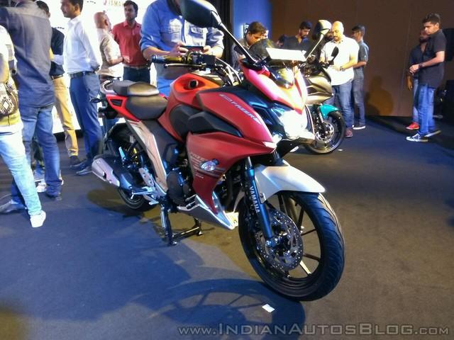 Mô tô dưới 50 triệu Đồng Yamaha Fazer 25 bắt đầu được bày bán - Ảnh 1.