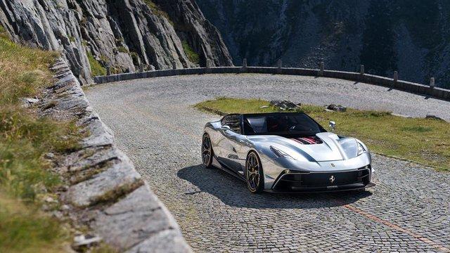 Bất ngờ bắt gặp siêu phẩm Ferrari F12 TRS thứ hai trên toàn thế giới - Ảnh 7.