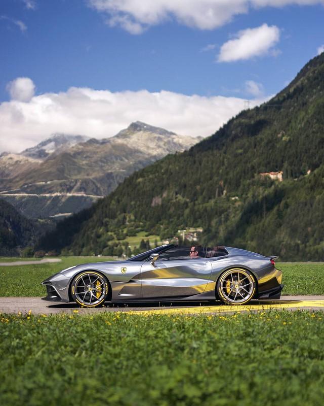 Bất ngờ bắt gặp siêu phẩm Ferrari F12 TRS thứ hai trên toàn thế giới - Ảnh 8.