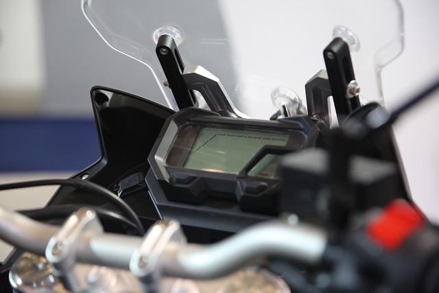 Loncin DS8 - Xe adventure mới nhưng dùng động cơ cũ của BMW G650GS - Ảnh 9.