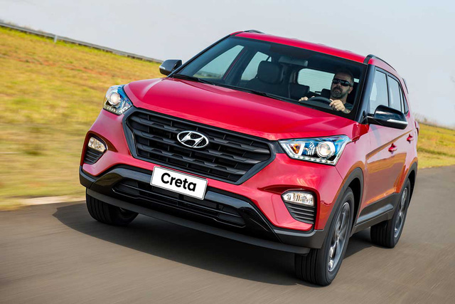 Crossover cỡ nhỏ Hyundai Creta được bổ sung phiên bản thể thao hơn - Ảnh 1.