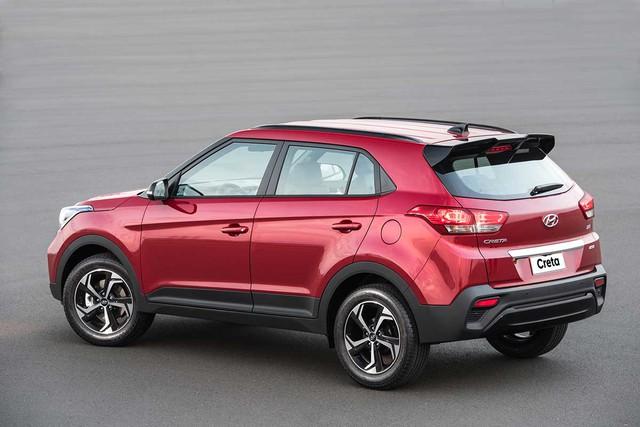 Crossover cỡ nhỏ Hyundai Creta được bổ sung phiên bản thể thao hơn - Ảnh 4.