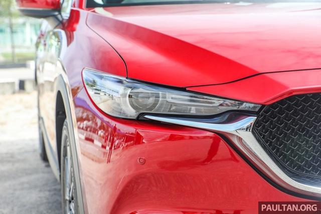 Mazda CX-5 2017 liên tiếp ra mắt Đông Nam Á nhưng vẫn mất hút tại Việt Nam - Ảnh 3.