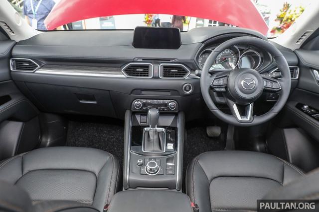 Mazda CX-5 2017 liên tiếp ra mắt Đông Nam Á nhưng vẫn mất hút tại Việt Nam - Ảnh 6.