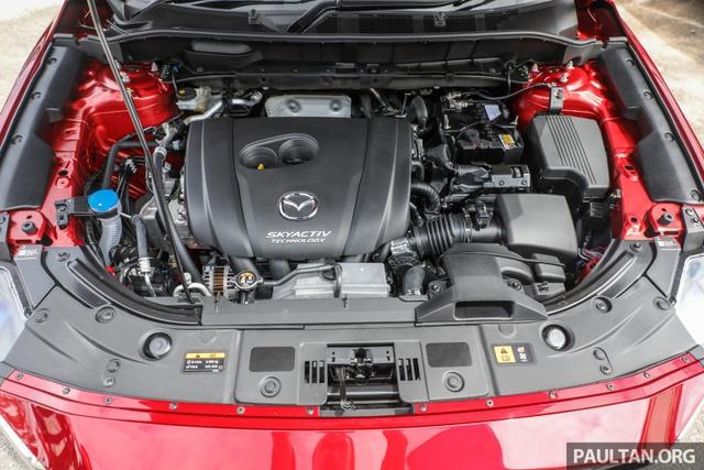 Mazda CX-5 2017 liên tiếp ra mắt Đông Nam Á nhưng vẫn mất hút tại Việt Nam - Ảnh 9.