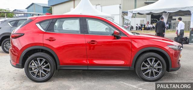 Mazda CX-5 2017 liên tiếp ra mắt Đông Nam Á nhưng vẫn mất hút tại Việt Nam - Ảnh 13.