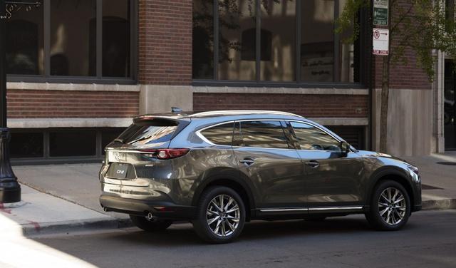 Crossover 3 hàng ghế Mazda CX-8 sẽ được bán ngoài Nhật Bản - Ảnh 1.