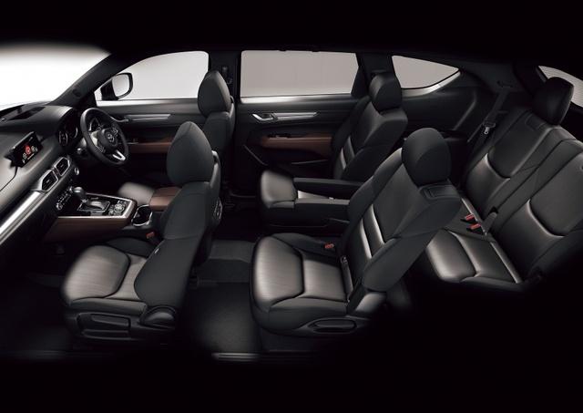 Crossover 3 hàng ghế Mazda CX-8 sẽ được bán ngoài Nhật Bản - Ảnh 3.