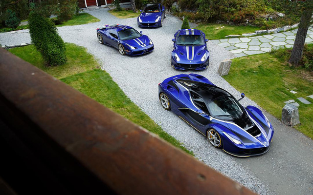 Phát thèm với bộ sưu tập siêu xe khủng của đại gia bí ẩn đặt mua Rolls-Royce Sweptail 13 triệu USD - Ảnh 6.