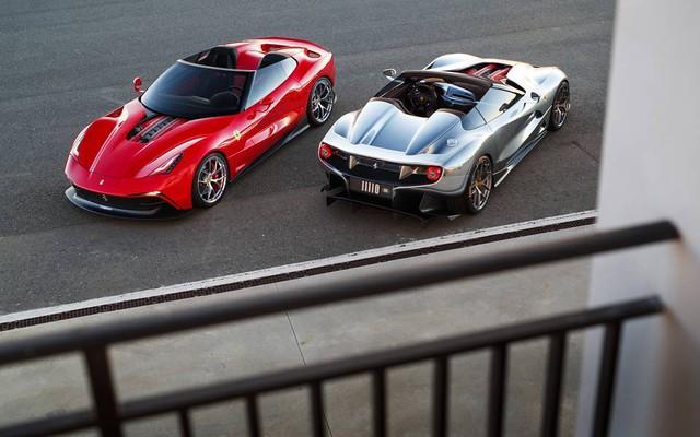 Phát thèm với bộ sưu tập siêu xe khủng của đại gia bí ẩn đặt mua Rolls-Royce Sweptail 13 triệu USD - Ảnh 10.