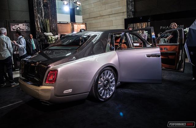 Xe siêu sang Rolls-Royce Phantom 2018 có giá khởi điểm lên gần 744.000 USD - Ảnh 3.
