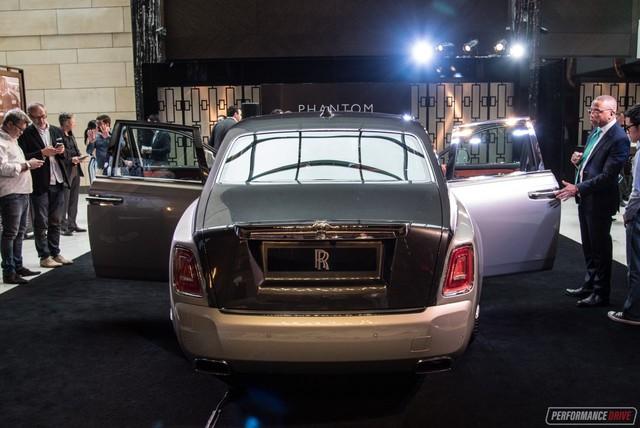 Xe siêu sang Rolls-Royce Phantom 2018 có giá khởi điểm lên gần 744.000 USD - Ảnh 4.
