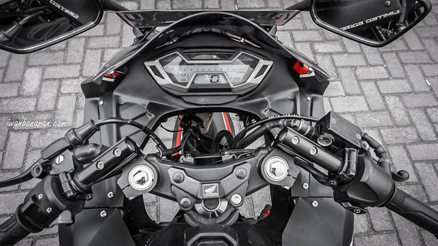 Honda CB150R StreetFire được lên đồ để giống CBR250RR phiên bản đặc biệt - Ảnh 5.