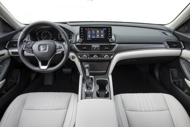 Honda Accord 2018 được công bố giá bán, đắt ngang ngửa Toyota Camry mới - Ảnh 3.