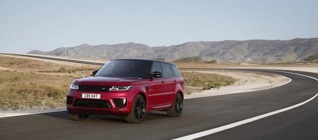 SUV hạng sang Range Rover Sport 2018 trình làng với trang bị tốt hơn  - Ảnh 1.