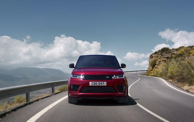 SUV hạng sang Range Rover Sport 2018 trình làng với trang bị tốt hơn  - Ảnh 2.