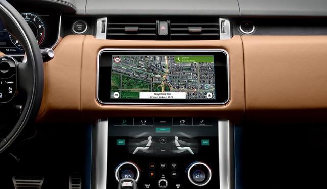 SUV hạng sang Range Rover Sport 2018 trình làng với trang bị tốt hơn  - Ảnh 3.
