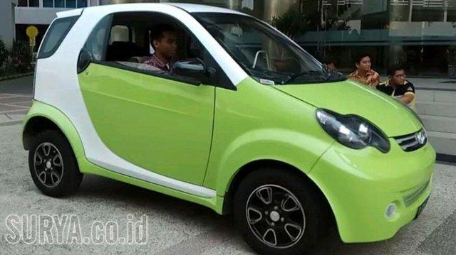 Trong khi người Việt đang ngóng chờ xe Vinfast thì một trường ở Indonesia đã phát triển được ô tô giá 6.000 USD - Ảnh 6.
