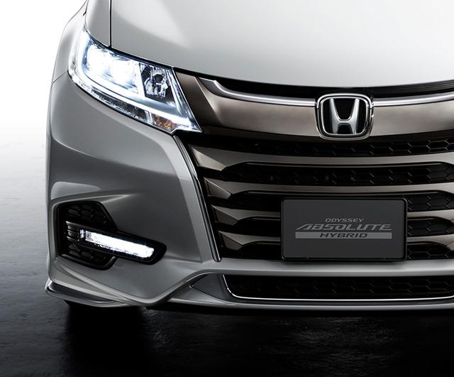 Diện kiến xe MPV Honda Odyssey 2018 có thể sẽ về Việt Nam  - Ảnh 1.