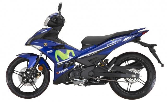 Xe côn tay Yamaha Exciter 150 có thêm phiên bản GP Edition 2018  - Ảnh 2.