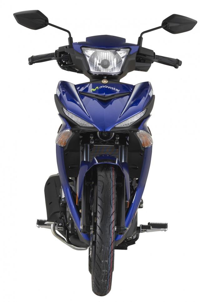 Xe côn tay Yamaha Exciter 150 có thêm phiên bản GP Edition 2018  - Ảnh 3.