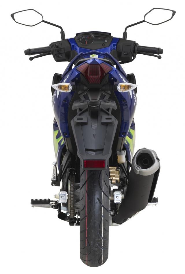 Xe côn tay Yamaha Exciter 150 có thêm phiên bản GP Edition 2018  - Ảnh 7.