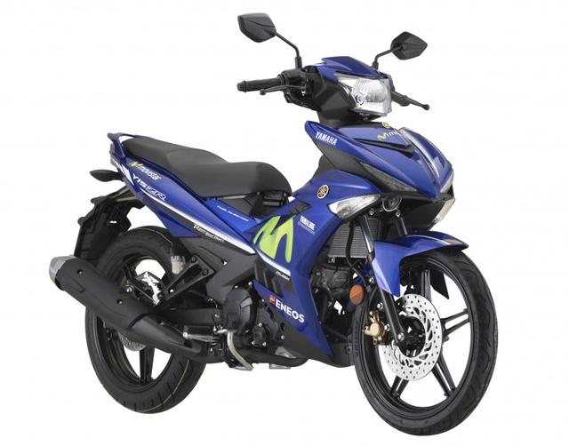 Xe côn tay Yamaha Exciter 150 có thêm phiên bản GP Edition 2018  - Ảnh 4.