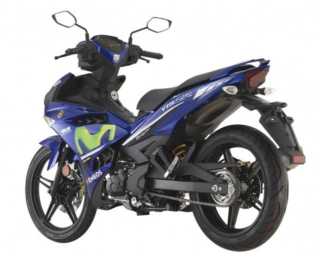 Xe côn tay Yamaha Exciter 150 có thêm phiên bản GP Edition 2018  - Ảnh 5.