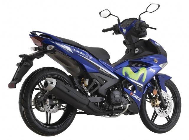 Xe côn tay Yamaha Exciter 150 có thêm phiên bản GP Edition 2018  - Ảnh 6.