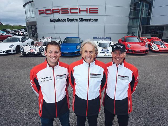 911 GTS British Legends Edition - Xe tôn vinh những chiến thắng lịch sử của Porsche - Ảnh 1.