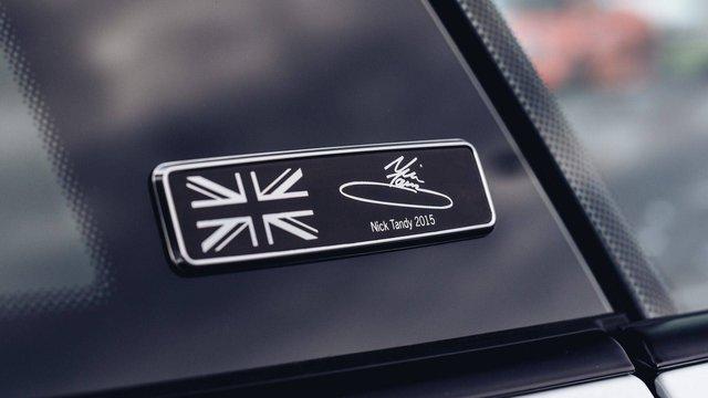 911 GTS British Legends Edition - Xe tôn vinh những chiến thắng lịch sử của Porsche - Ảnh 6.