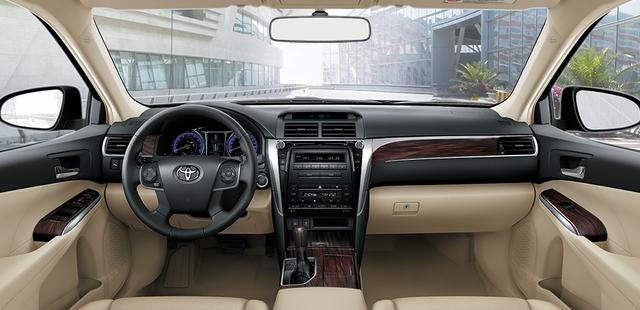 Toyota Camry 2017 ra mắt Việt Nam, thay đổi nhẹ nhàng, giá rẻ hơn đáng kể  - Ảnh 5.