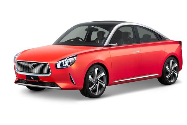 Bộ ba xe mới ấn tượng sẽ ra mắt trong tháng này của Daihatsu - Ảnh 1.