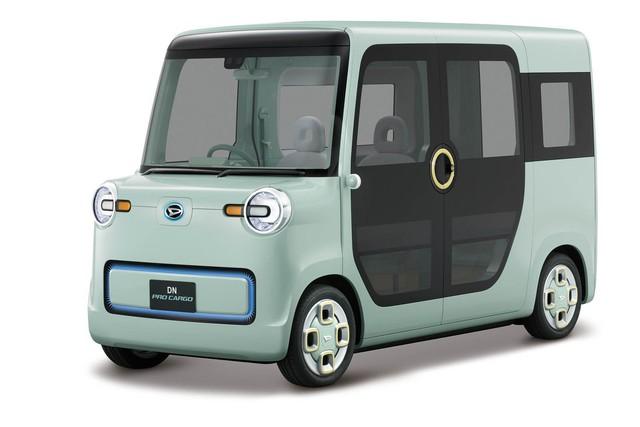 Bộ ba xe mới ấn tượng sẽ ra mắt trong tháng này của Daihatsu - Ảnh 7.