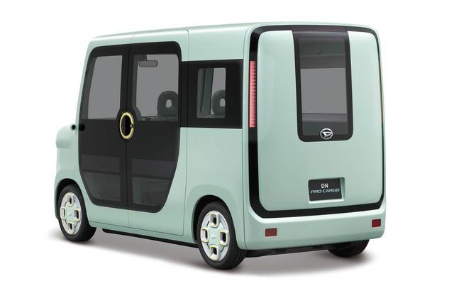 Bộ ba xe mới ấn tượng sẽ ra mắt trong tháng này của Daihatsu - Ảnh 9.